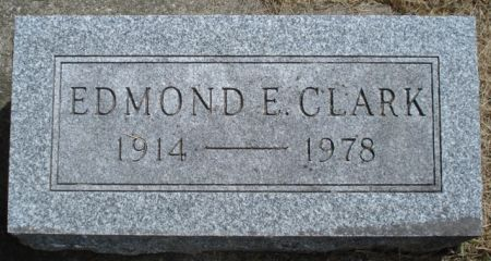 CLARK, EDMOND E. - Cherokee County, Iowa | EDMOND E. CLARK