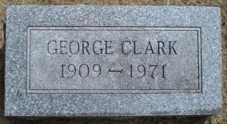 CLARK, GEORGE - Cherokee County, Iowa | GEORGE CLARK