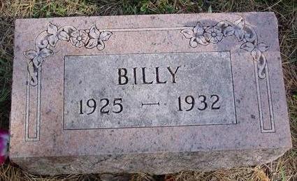 CLYMENS, BILLY - Cherokee County, Iowa | BILLY CLYMENS