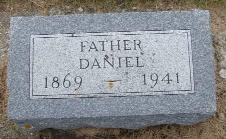 COLLINS, DANIEL - Cherokee County, Iowa   DANIEL COLLINS
