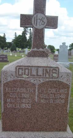 COLLINS, I. T. - Cherokee County, Iowa   I. T. COLLINS