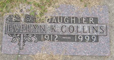COLLINS, EVELYN K. - Cherokee County, Iowa | EVELYN K. COLLINS