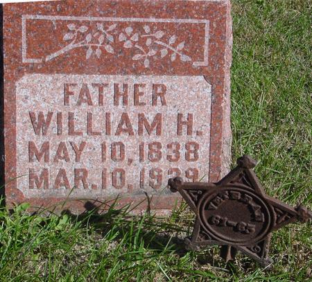 CONLEY, WILLIAM H. - Cherokee County, Iowa   WILLIAM H. CONLEY