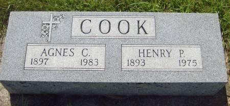 COOK, HENRY P. - Cherokee County, Iowa | HENRY P. COOK