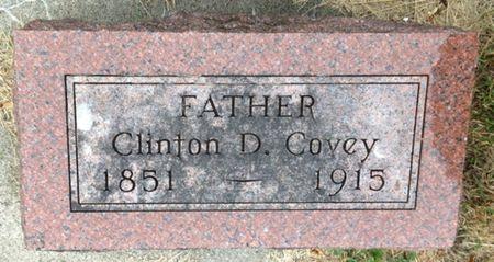 COVEY, CLINTON D. - Cherokee County, Iowa   CLINTON D. COVEY
