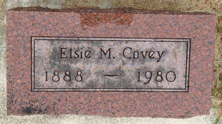 COVEY, ELSIE M. - Cherokee County, Iowa | ELSIE M. COVEY