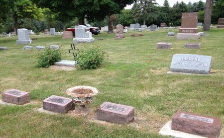 COVEY, FAMILY PLOT - Cherokee County, Iowa | FAMILY PLOT COVEY
