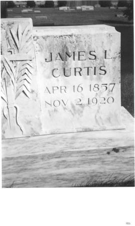 CURTIS, JAMES L. - Cherokee County, Iowa | JAMES L. CURTIS