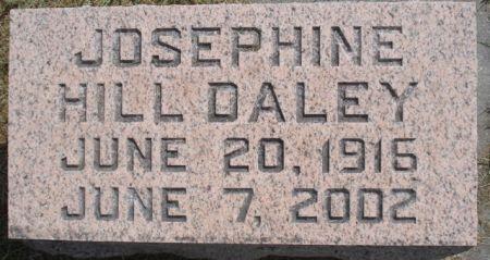 HILL DALEY, JOSEPHINE - Cherokee County, Iowa | JOSEPHINE HILL DALEY