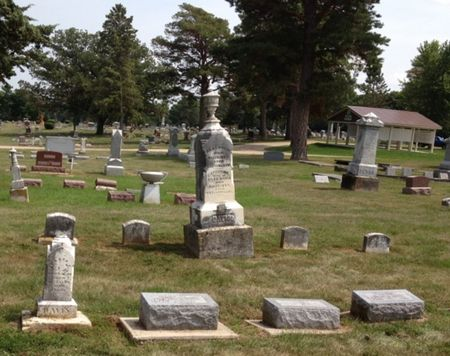 DAVIS, FAMILY PLOT - Cherokee County, Iowa | FAMILY PLOT DAVIS