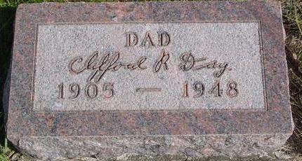DAY, CLIFFORD R. - Cherokee County, Iowa | CLIFFORD R. DAY