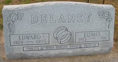 DELANEY, EUNICE - Cherokee County, Iowa   EUNICE DELANEY