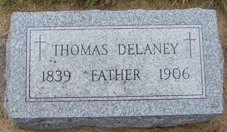 DELANEY, THOMAS - Cherokee County, Iowa | THOMAS DELANEY