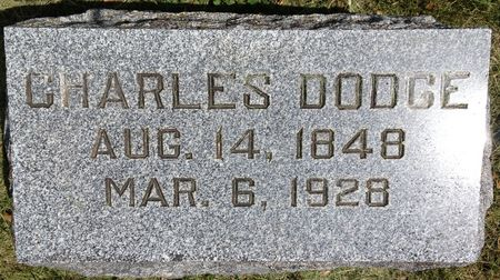 DODGE, CHARLES - Cherokee County, Iowa | CHARLES DODGE