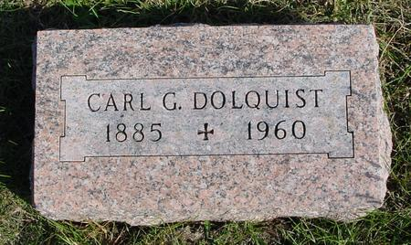 DOLQUIST, CARL G. - Cherokee County, Iowa   CARL G. DOLQUIST