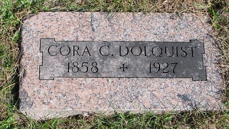 DOLQUIST, CORA C. - Cherokee County, Iowa | CORA C. DOLQUIST