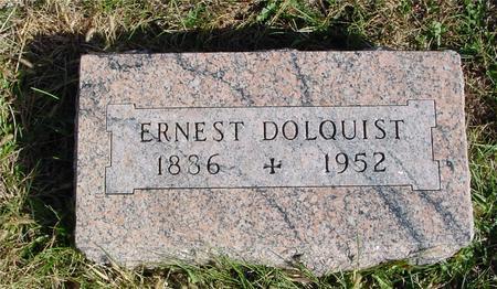 DOLQUIST, ERNEST - Cherokee County, Iowa | ERNEST DOLQUIST