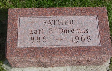 DOREMUS, EARL E. - Cherokee County, Iowa | EARL E. DOREMUS