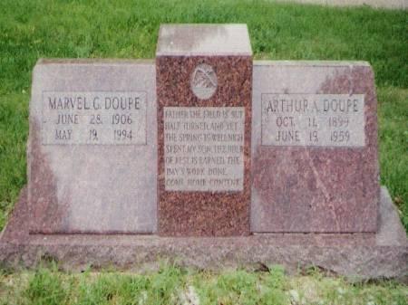DOUPE, MARVEL G. - Cherokee County, Iowa | MARVEL G. DOUPE