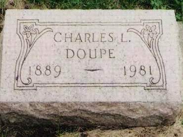DOUPE, CHARLES L. - Cherokee County, Iowa | CHARLES L. DOUPE