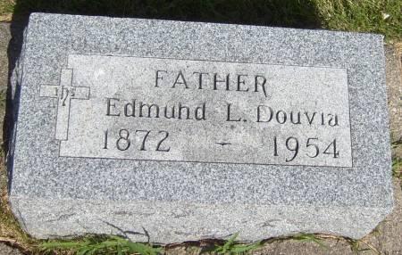 DOUVIA, EDMUND L. - Cherokee County, Iowa | EDMUND L. DOUVIA