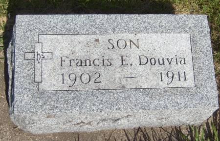 DOUVIA, FRANCIS E. - Cherokee County, Iowa | FRANCIS E. DOUVIA