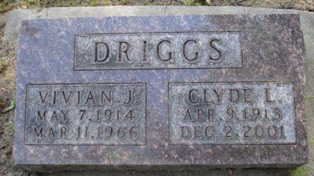PECK DRIGGS, VIVIAN J. - Cherokee County, Iowa | VIVIAN J. PECK DRIGGS
