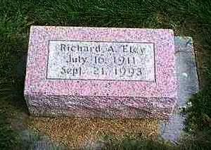 ELEY, RICHARD A. - Cherokee County, Iowa | RICHARD A. ELEY