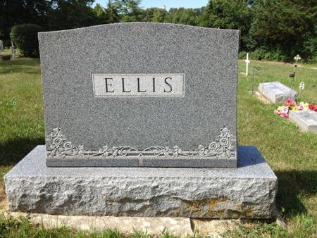 ELLIS, FAMILY STONE - Cherokee County, Iowa   FAMILY STONE ELLIS