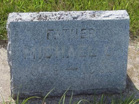 EVANS, MICHAEL O. - Cherokee County, Iowa   MICHAEL O. EVANS