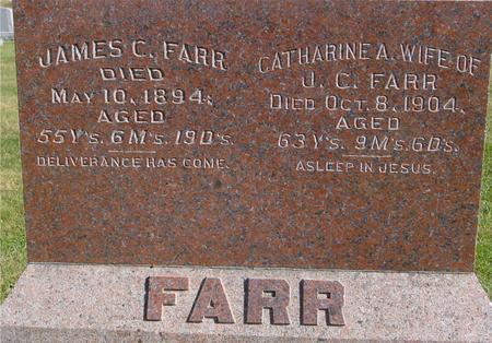 FARR, JAMES & CATHERINE - Cherokee County, Iowa | JAMES & CATHERINE FARR