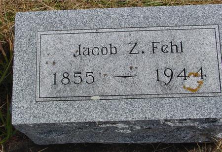 FEHL, JACOB Z. - Cherokee County, Iowa | JACOB Z. FEHL