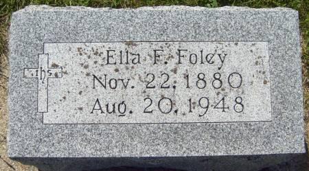 FOLEY, ELLA F.. - Cherokee County, Iowa | ELLA F.. FOLEY