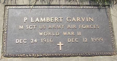 GARVIN, PHILIP LAMBERT - Cherokee County, Iowa | PHILIP LAMBERT GARVIN