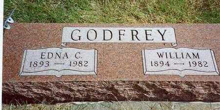 GODFREY, WILLIAM & EDNA - Cherokee County, Iowa | WILLIAM & EDNA GODFREY