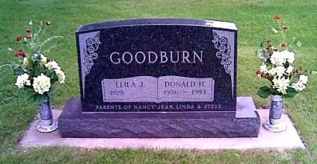 GOODBURN, DONALD - Cherokee County, Iowa   DONALD GOODBURN