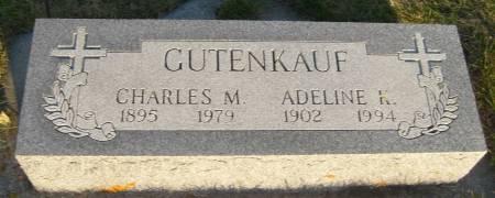 GUTENKAUF, ADELINE K. - Cherokee County, Iowa | ADELINE K. GUTENKAUF