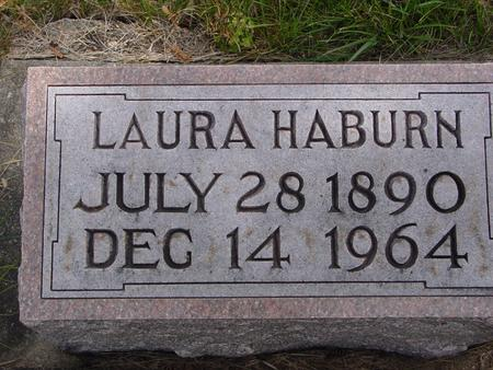 HABURN, LAURA - Cherokee County, Iowa | LAURA HABURN