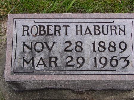 HABURN, ROBERT - Cherokee County, Iowa | ROBERT HABURN