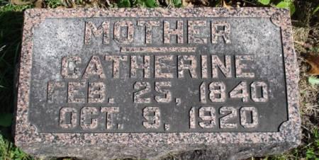 HAYES, CATHERINE - Cherokee County, Iowa | CATHERINE HAYES