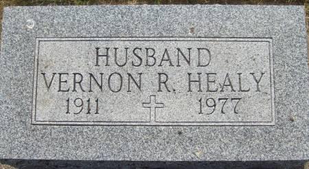 HEALY, VERNON RAYMOND - Cherokee County, Iowa   VERNON RAYMOND HEALY