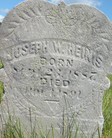 HEINIS, JOSEPH W. - Cherokee County, Iowa | JOSEPH W. HEINIS