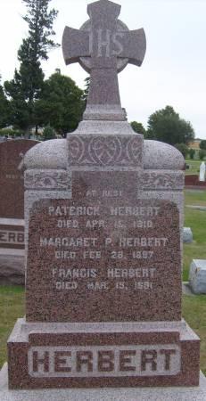 HERBERT, MARGARET P. - Cherokee County, Iowa | MARGARET P. HERBERT
