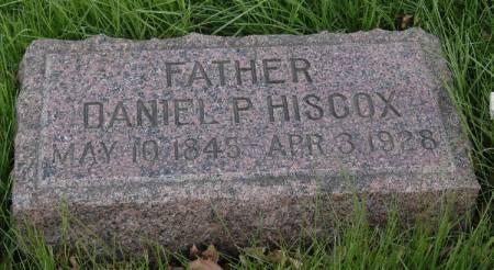 HISCOX, DANIEL P. - Cherokee County, Iowa | DANIEL P. HISCOX
