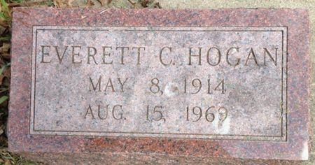 HOGAN, EVERETT C. - Cherokee County, Iowa | EVERETT C. HOGAN