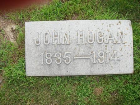 HOGAN, JOHN - Cherokee County, Iowa | JOHN HOGAN