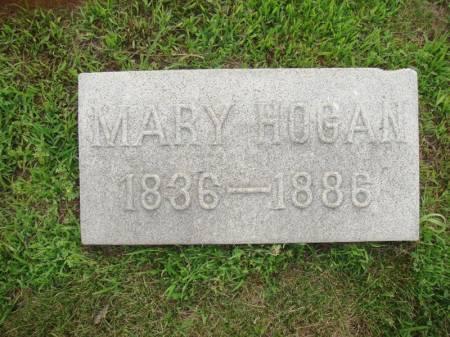 SCULLY HOGAN, MARY - Cherokee County, Iowa | MARY SCULLY HOGAN