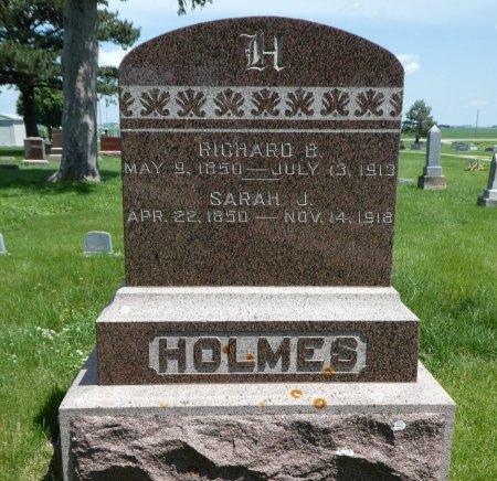 HOLMES, RICHARD B - Cherokee County, Iowa | RICHARD B HOLMES