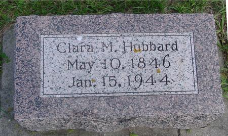 HUBBARD, CLARA M. - Cherokee County, Iowa | CLARA M. HUBBARD