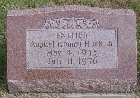 HUCK, AUGUST  JR. (SONNY) - Cherokee County, Iowa | AUGUST  JR. (SONNY) HUCK
